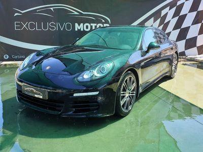 used Porsche Panamera Edition