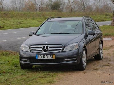 usado Mercedes C220 CDI BlueEfficiency