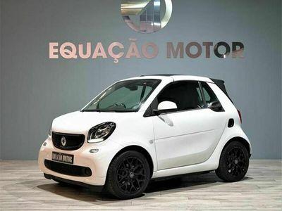 usado Smart ForTwo Cabrio 0.9 90 CV