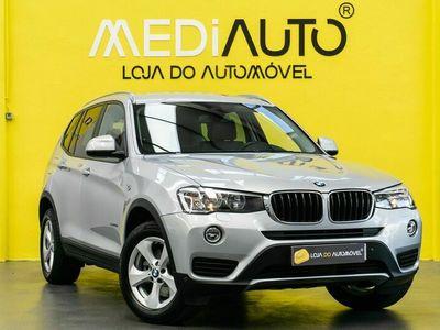 usado BMW X3 2.0 D XDRIVE 190 CV SPORT Cx. AUT