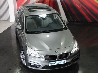 usado BMW 216 Active Tourer D Line Luxury | GPS | TETO PAN.