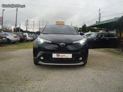 usado Toyota C-HR 1.2 turbo