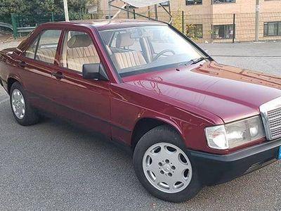 usado Mercedes 190 2.0 D C/Novo