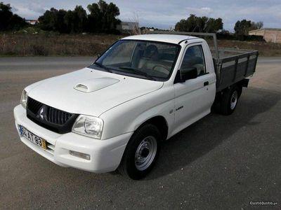 usado Mitsubishi L200 turbo intercooler