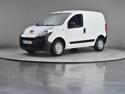 usado Peugeot Bipper 1.3 HDi Pack CD Clim