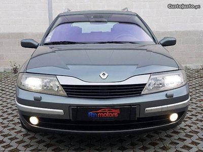 usado Renault Laguna 1.9Dci 120cv