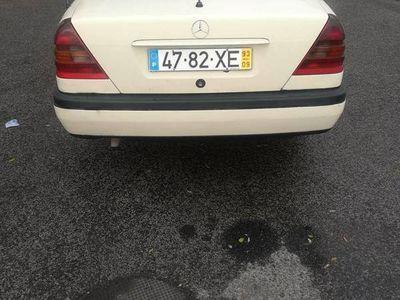 usado Mercedes C250 2.5 diesel
