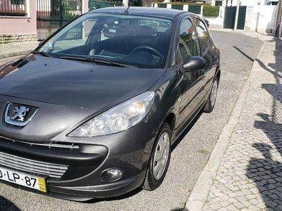 brugt Peugeot 206 1.1 1124 cilindrada