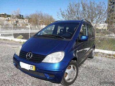 brugt Mercedes Vaneo 1.7 Cdi até 7 Lug.