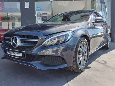 brugt Mercedes C250 CDI BLUTEC AVANTGARDE AUT 7G