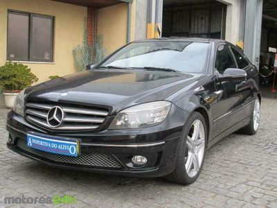 usado Mercedes CLC220 ClasseCDi