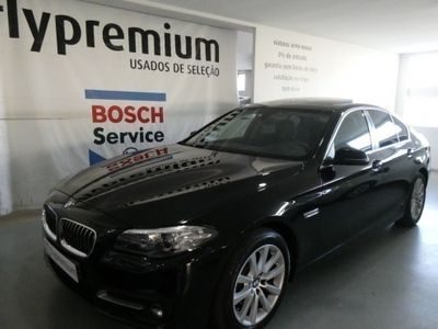 usado BMW 520 d Auto Nacional