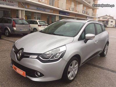 brugt Renault Clio Sport Tourer 1.5dci
