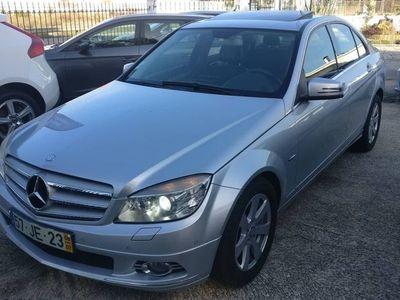 usado Mercedes C250 Avantgarde Xenon Gps