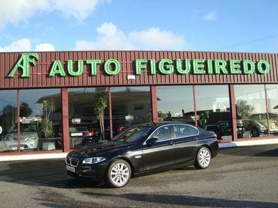 usado BMW 525 DA Auto Luxury Nacional 218cv