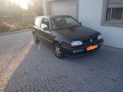 usado VW Golf III 1.9 turbo diesel