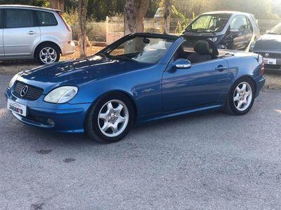 usado Mercedes SLK200 Limited Edition
