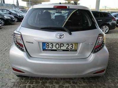 usado Toyota Yaris 1.0 VVT-i Active+AC