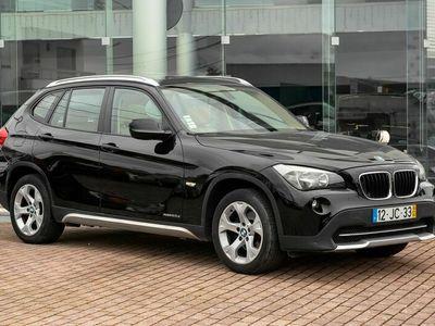 usado BMW X1 20 d xDrive