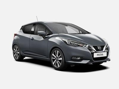 usado Nissan Micra IG-T 74 kW (100 CV) E6D S&S N-Connecta