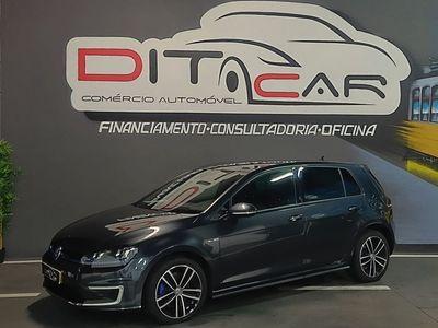 usado VW Golf VII GTE HIBRIDO