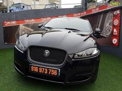 usado Jaguar XF Sportbrake 2.2 D Premium Luxury