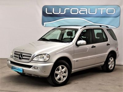 usado Mercedes ML270 CDi Inspiration