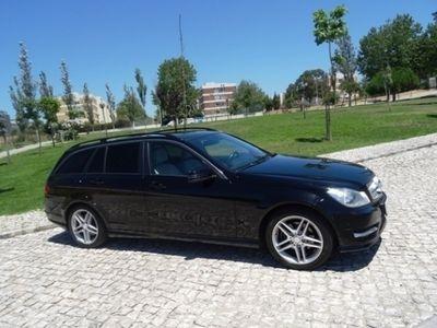 usado Mercedes C220 Classe CCDI STATION AMG