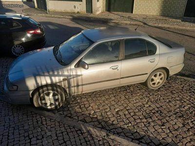 usado Nissan Almera 2.0td