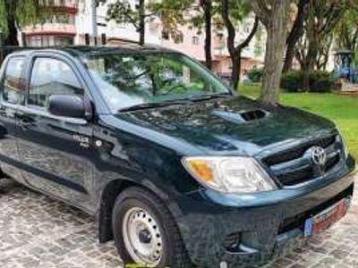 usado Toyota HiLux Gasóleo