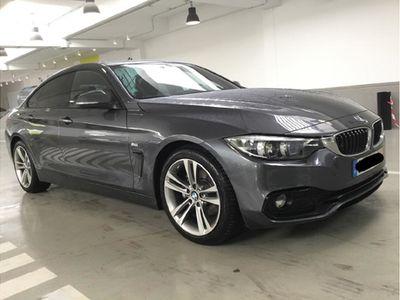 usado BMW 420 Gran Coupé Série 4 d Line Sport 2.0 190cv Auto