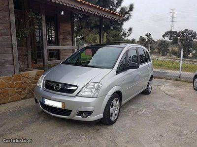 usado Opel Meriva 1.3 CDTI kms