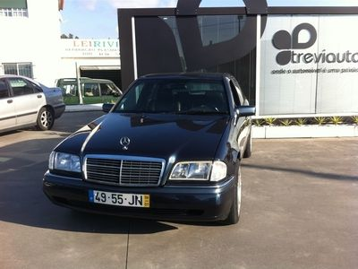 usado Mercedes C250 Classe CTD Elegance (150cv) (4p)