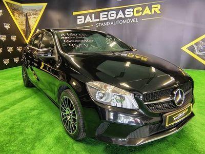 usado Mercedes A160 1.5 cdi