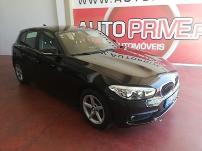 used BMW 116 D EDYNAMICS ADVANTAGE