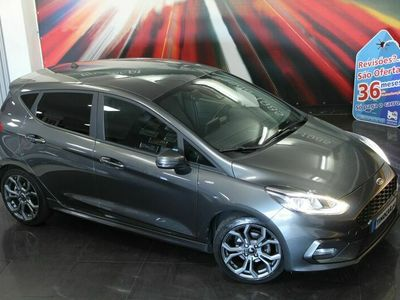 usado Ford Fiesta 1.0 EcoBoost ST-Line | CÂMARA