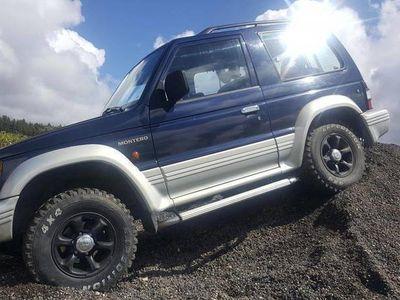used Mitsubishi Pajero 2.5DID