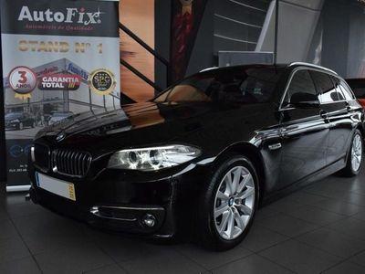 usado BMW 525 D TOURING LINE LUXURY AUTO 218CV