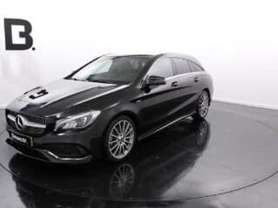 usado Mercedes CLA200 Shooting Brake Classe CLA CDi AMG Cx. Aut. GPS / Vidros Escurecidos, Diesel
