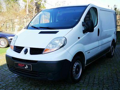 usado Renault Trafic 2.0 115cv NACIONAL