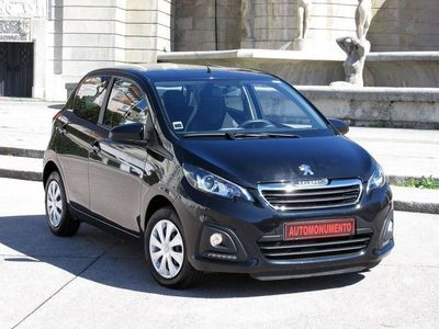 usado Peugeot 108 1.0 VTI Active ETG5 (72 cv)