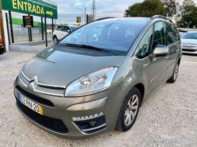 usado Citroën Grand C4 Picasso 1.6 HDI Executive Nacional 7 Lug