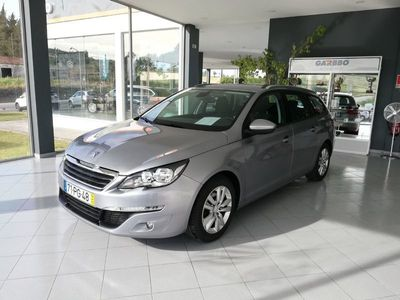 used Peugeot 308 SW Active 1.6 BlueHDi 115cv