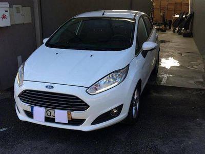 usado Ford Fiesta 1.5 TDCI 75CV -