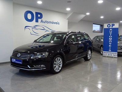 usado VW Passat Variant 2.0 TDI Highline BLUEMOTION