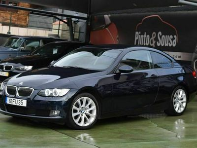usado BMW 320 d Coupé Sport