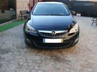 usado Opel Astra 1.7 CDTi Edition (125cv) (5p)