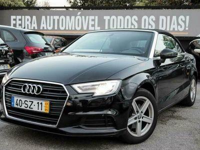 usado Audi A3 Cabriolet 1.6 TDI Attraction GPS
