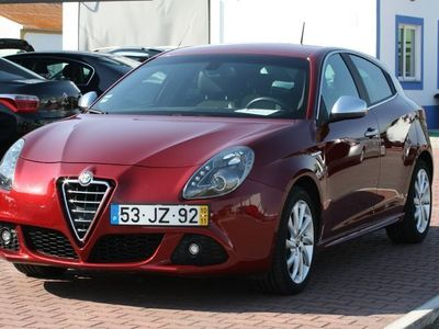 used Alfa Romeo Giulietta 1.6 Jtdm