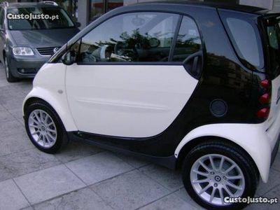 usado Smart ForTwo Coupé Pure61CvNacional -